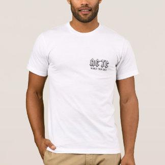 ACTC World Tour 2012 Black T-Shirt