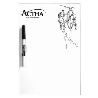 ACTHA prize Dry-Erase Board