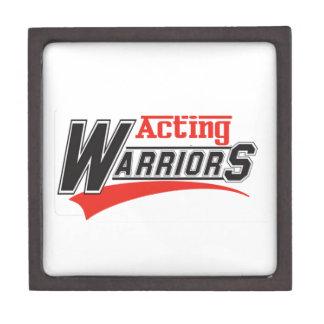 Acting  warriors design premium gift boxes