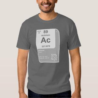 Actinium (Ac) T-Shirt