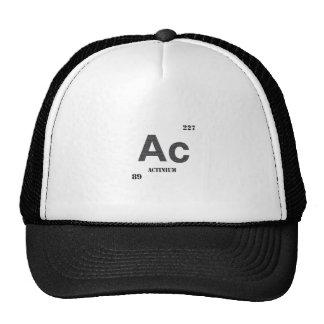 Actinium Trucker Hat