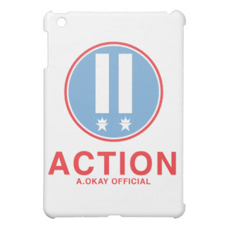 Action A.Okay Official Case For The iPad Mini