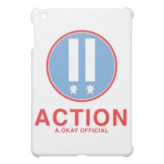 Action A.Okay Official iPad Mini Case