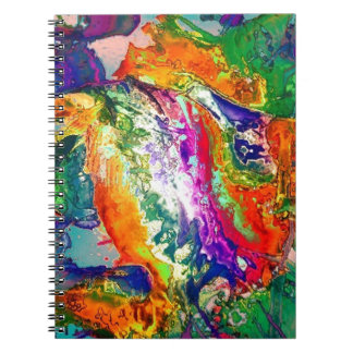 Action,abstract Notebook