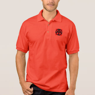 action adventure team kungfu grip polo shirt
