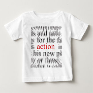 Action Baby T-Shirt