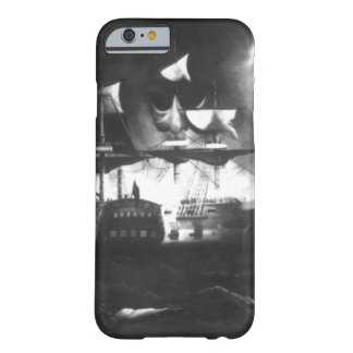 Action between the Bon Homme Richard_War Image Barely There iPhone 6 Case
