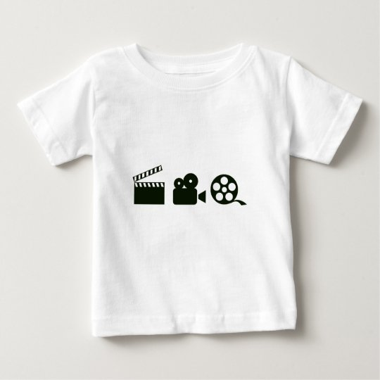 action camera film.jpg baby T-Shirt
