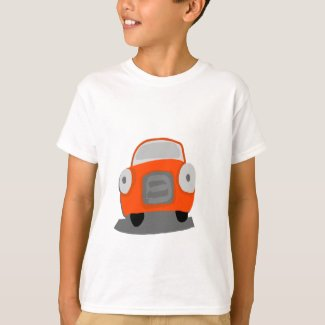 Action Car T-Shirt