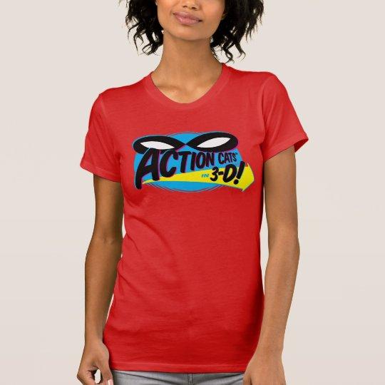 Action Cats™ Logo T-Shirt