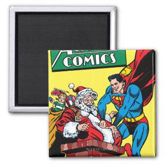 Action Comics #105 2 Inch Square Magnet