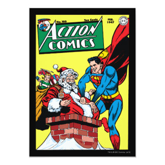 Action Comics #105 Card