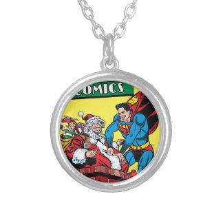 Action Comics #105 Custom Necklace