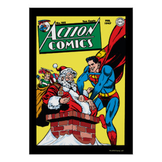 Action Comics #105 Poster