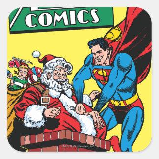 Action Comics #105 Square Sticker
