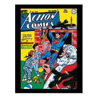 Action Comics #117 Postcard