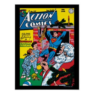 Action Comics #117 Poster