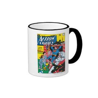 Action Comics #117 Ringer Mug