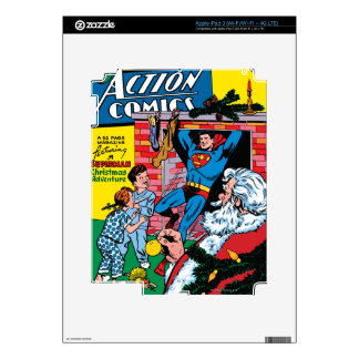 Action Comics #117 Decal For iPad 3