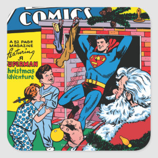 Action Comics #117 Square Sticker