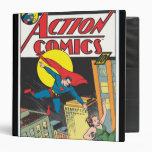 Action Comics #23 Vinyl Binders