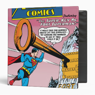 Action Comics #241 Binder