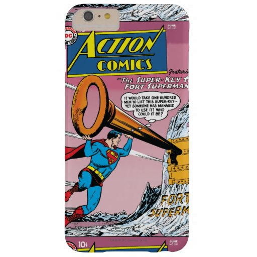 Action Comics #241 Barely There iPhone 6 Plus Case