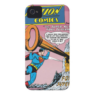 Action Comics #241 iPhone 4 Case-Mate Cases
