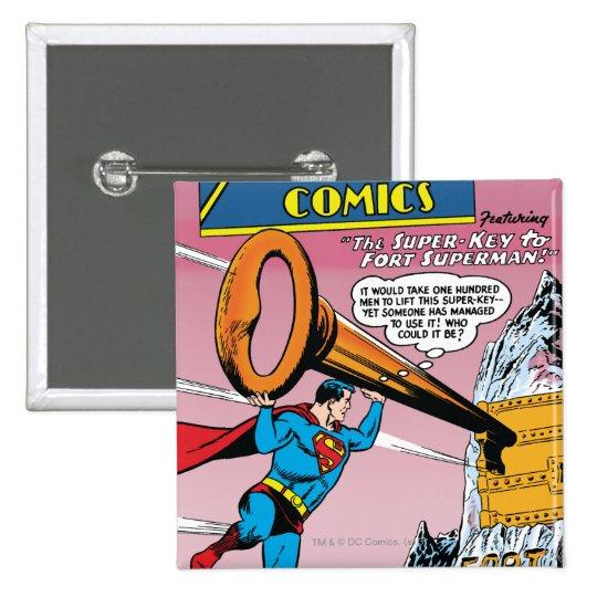 Action Comics #241 Pinback Button