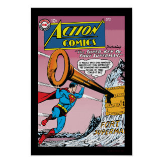 Action Comics #241 Poster