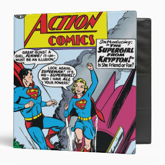 Action Comics #252 3 Ring Binder