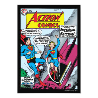 Action Comics #252 Card
