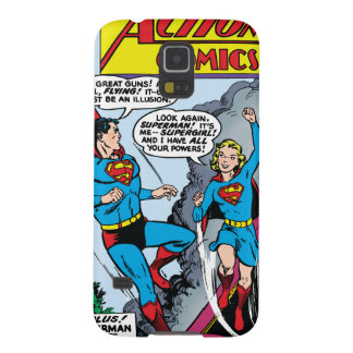 Action Comics #252 Cases For Galaxy S5