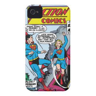 Action Comics #252 iPhone 4 Cover