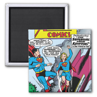 Action Comics #252 Fridge Magnets