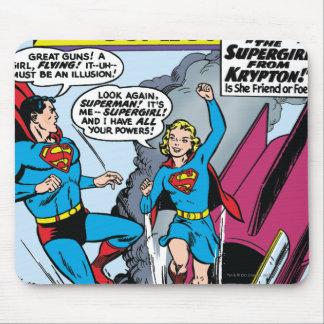 Action Comics #252 Mousepads