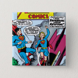 Action Comics #252 Pinback Button