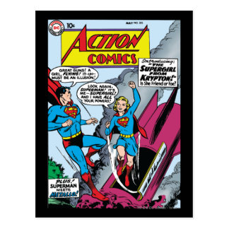 Action Comics #252 Postcard