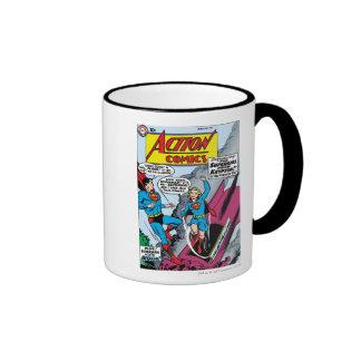 Action Comics #252 Ringer Mug