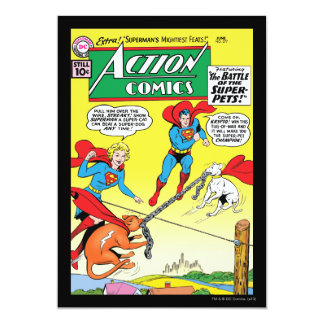 Action Comics #277 Card