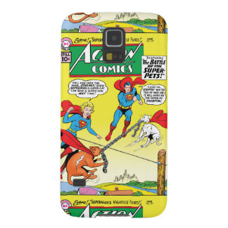 Action Comics #277 Galaxy S5 Covers