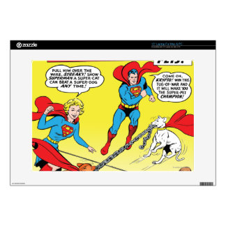 Action Comics #277 Decal For Laptop