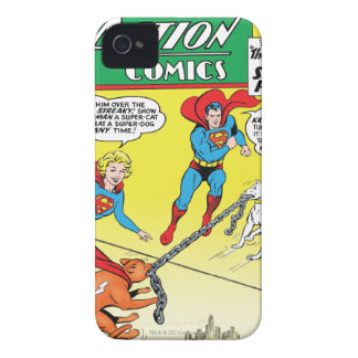 Action Comics #277 iPhone 4 Case-Mate Cases