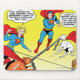 Action Comics #277 Mouse Pad