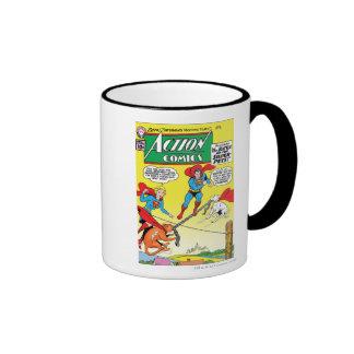 Action Comics #277 Ringer Mug