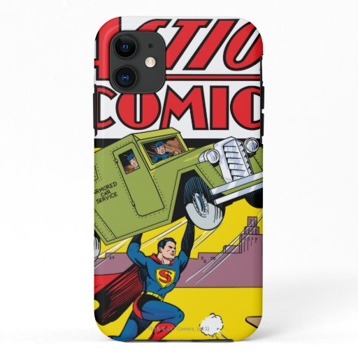 Action Comics #33 iPhone 11 Case