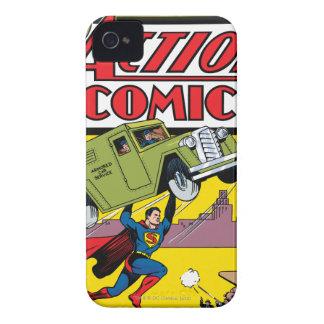 Action Comics #33 iPhone 4 Case