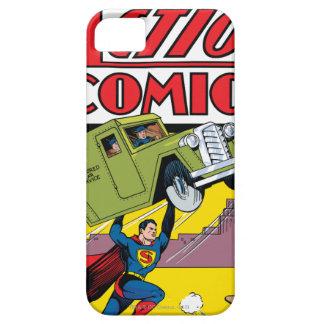 Action Comics #33 iPhone SE/5/5s Case