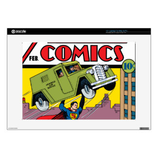 "Action Comics #33 Skins For 15"" Laptops"