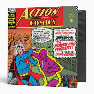Action Comics #340 3 Ring Binder